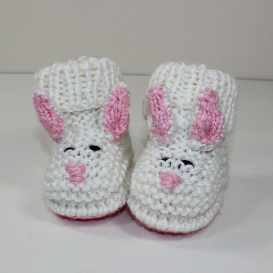 Toddler Bunny Boots at Makerist - Image 1