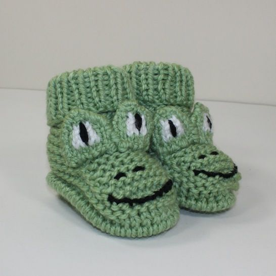 Toddler Frog Boots at Makerist - Image 1