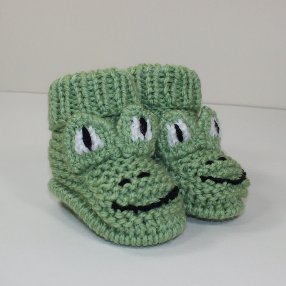 Toddler Frog Boots