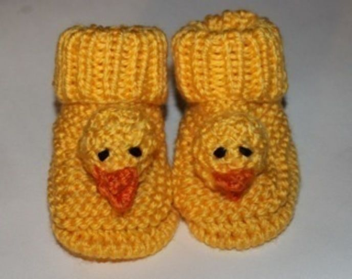Toddler Chick Boots at Makerist - Image 1