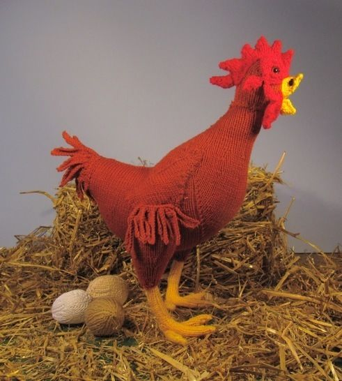 HATTIE HEN AND EGGS TOY at Makerist - Image 1