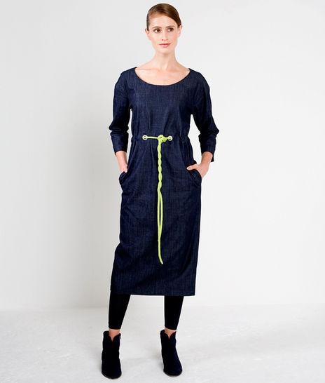 Schnittmuster und Nähanleitung Kleid Lea bei Makerist - Bild 1