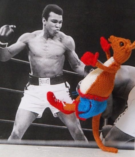 Bobby The Boxing Kangaroo at Makerist - Image 1