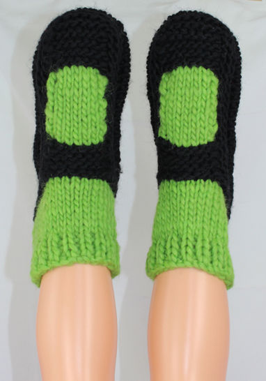 Adult Superfast Sock Slippers at Makerist - Image 1
