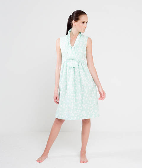 Schnittmuster und Nähanleitung Kleid Nani