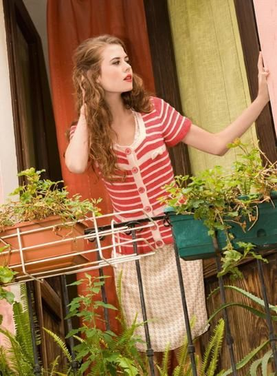 Gardenia Jacke bei Makerist - Bild 1
