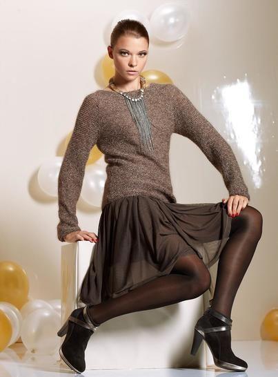 Cilla Pullover bei Makerist - Bild 1