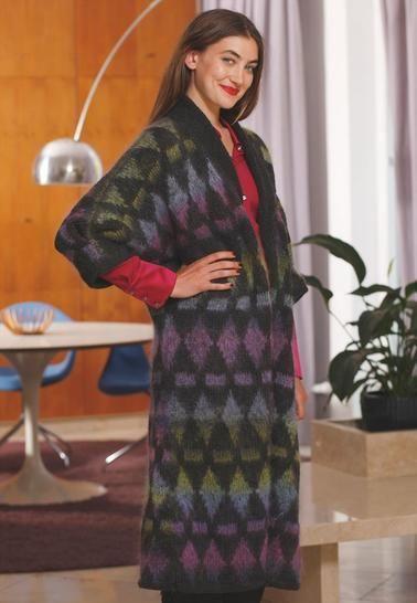 Abelka Mantel, Poncho bei Makerist - Bild 1
