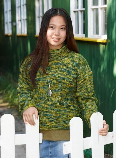 Sunisa Pullover bei Makerist - Bild 1