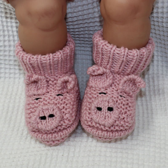 Baby Piggy Boots at Makerist - Image 1