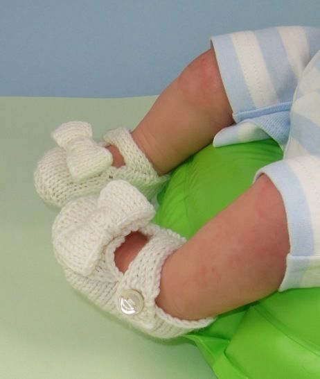 Baby Bow Sandals at Makerist - Image 1