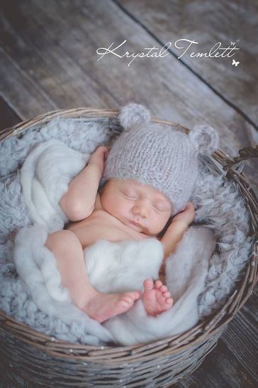 Baby Bear Beanie at Makerist - Image 1