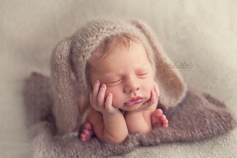 Baby Bunny Bonnet at Makerist - Image 1
