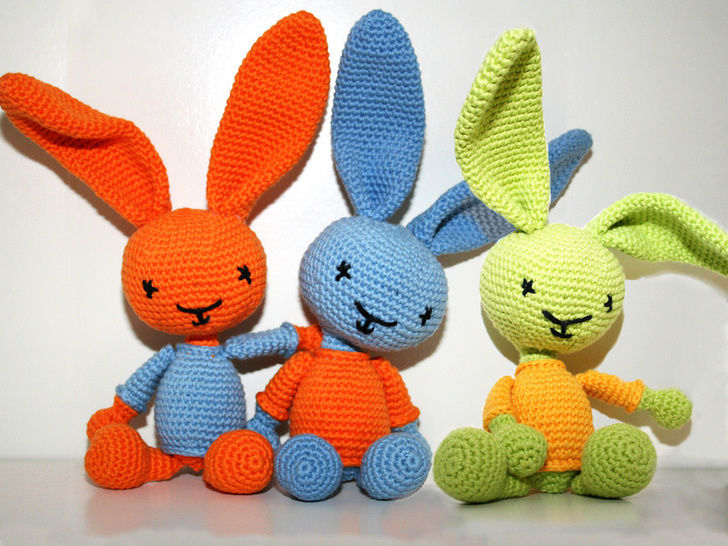 Bunny - Crochet Pattern at Makerist - Image 1