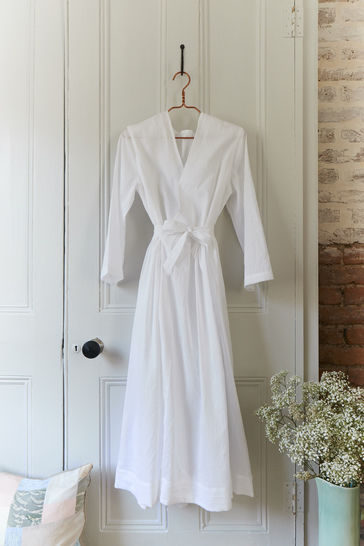 Wrap & Gather Dressing Gowns - PDF Sewing Pattern by Cassandra Ellis at Makerist - Image 1