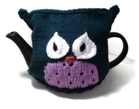 Owl Tea Cozy at Makerist