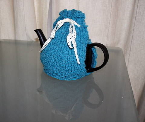 Easy Tea Cozy at Makerist