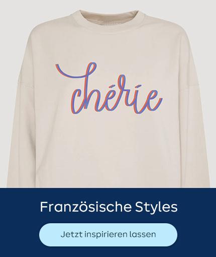Französische Styles