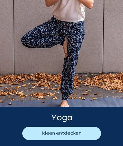 Schnittmuster für Yoga