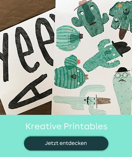 Printables Bastelwelt