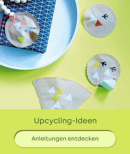 Upcycling-Ideen Basteln