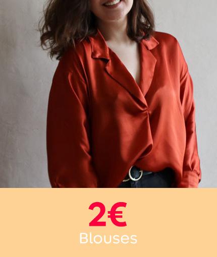 2€ Blouses - 202109