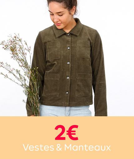 2€ Vestes - 202109