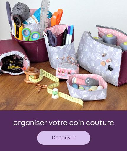 Organiser son atelier couture