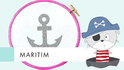 Default: Maritime Stickdateien