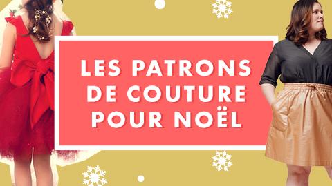 Inspiration Tutos couture de Noël