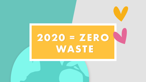 2020, the year to embrace zero waste