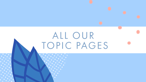 Inspiration - all topic pages