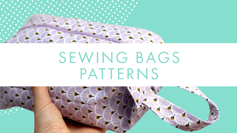 Inspiration - sewing bags