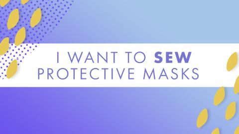 Startpage - sew masks