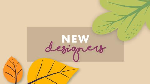 COM Designer Spotlight - New Designers