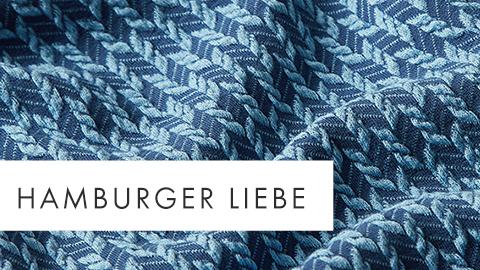 Hamburger Liebe Markenstoffe