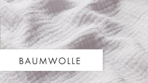 Baumwolle Stoffarten