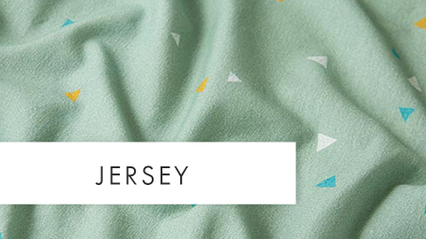 Jersey Stoffarten