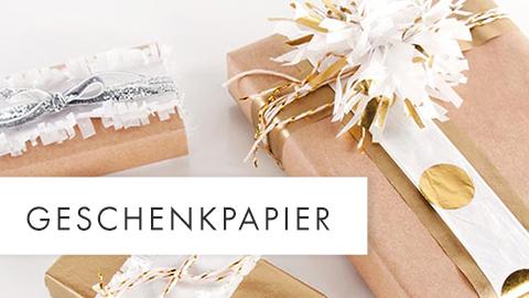 Geschenkpapier Teaser