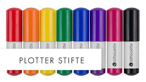Plotter-Stifte Teaser