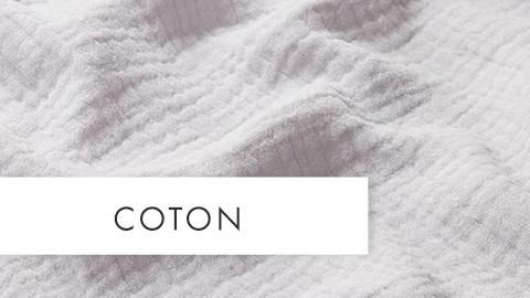 Nouveautés coton