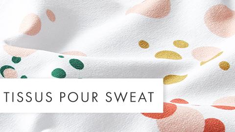 Tissus pour sweat