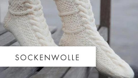 Sockenwolle Teaser