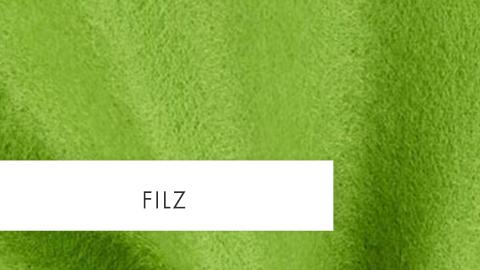 Filz - Stoffe