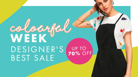 Colourful Week - Designers' Best Patterns!