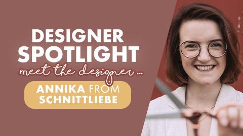 An interview with pattern designer Schnittliebe