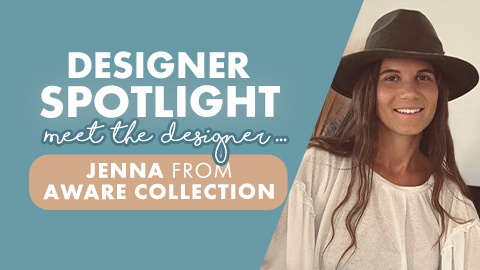 An interview with pattern designer Aware Collection