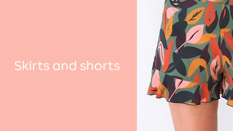 Skirts, Shorts & Trousers Sewing Patterns
