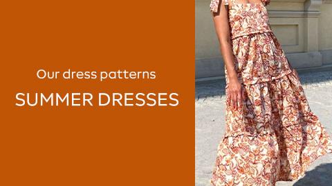 Dress Sewing, Knitting and Cochet Patterns
