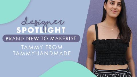 An interview with pattern designer Tammyhandmade